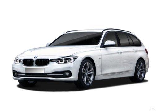 BMW SERIE 3 TOURING Occasion Bretagne
