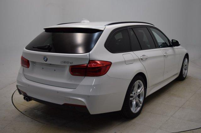 annonce BMW SERIE 3 TOURING Touring 320d 190 ch BVA8 M Sport neuf Brest Bretagne