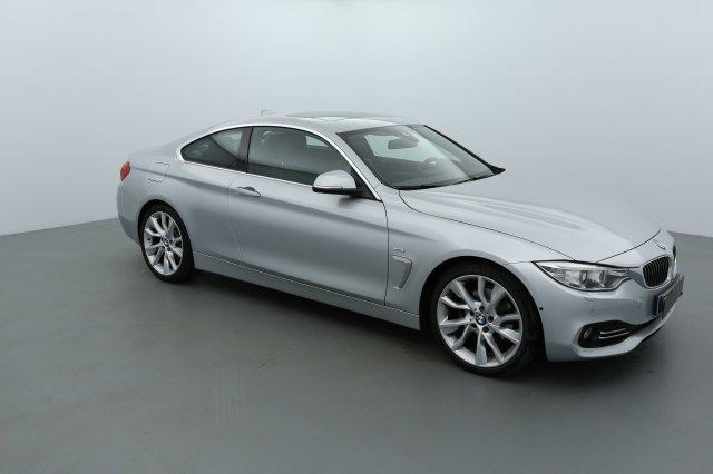 BMW SERIE 4 COUPE Occasion Bretagne