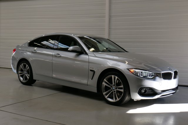 photo BMW SERIE 4 GRAN COUPE Gran Coupe 420d xDrive 190 ch Sport A