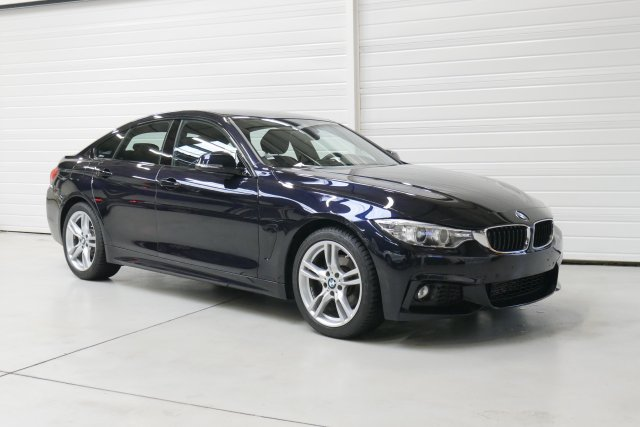bmw serie 4 gran coupe occasion brest gran coupe 420d 190 ch m sport a carbonschwarz. Black Bedroom Furniture Sets. Home Design Ideas