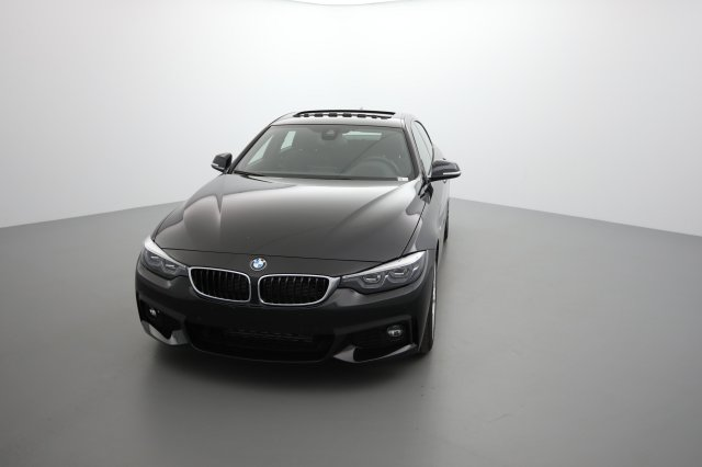 photo BMW Serie 4 gran coupe f36 lci