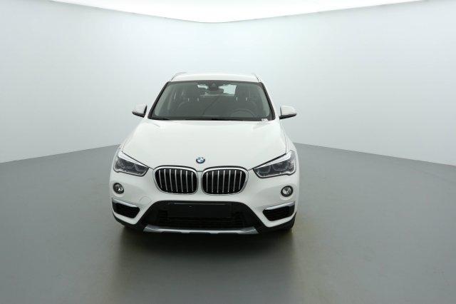 annonce BMW X1 X1 sDrive 18d 150 ch xLine occasion Brest Bretagne