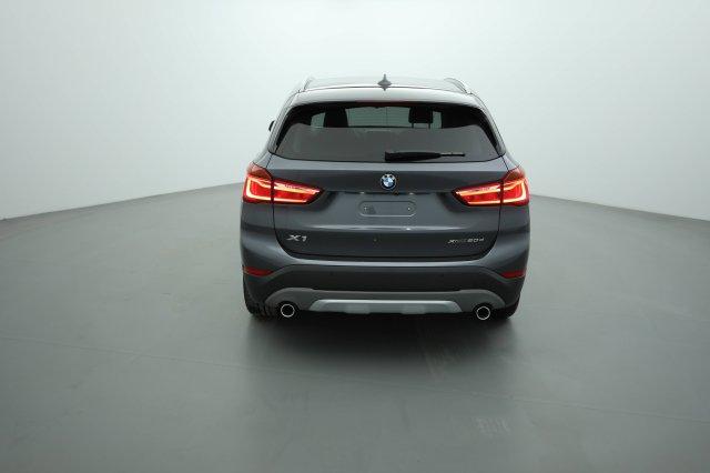 annonce BMW X1 XDRIVE 20D 190 CH BVA8 XLINE occasion Brest Bretagne