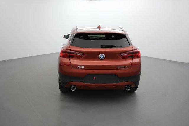 annonce BMW X2 X2 sDrive 18d 150 ch BVA8 Lounge Plus occasion Brest Bretagne