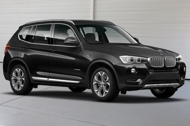 bmw x3 neuf brest x3 xdrive20d 190ch xline a noir. Black Bedroom Furniture Sets. Home Design Ideas