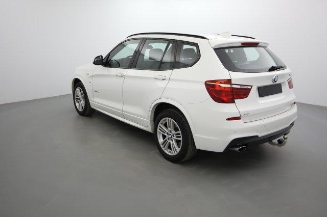 photo BMW X3 f25 lci