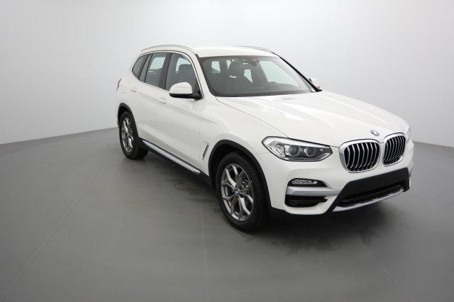 BMW X3 Occasion Bretagne