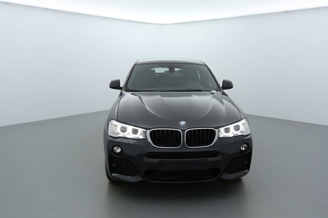 photo BMW X4 f26