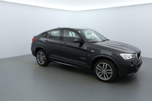 BMW X4 Occasion Bretagne