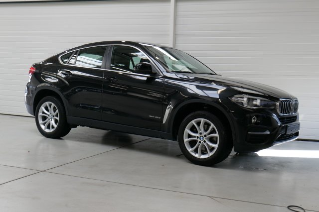 photo BMW X6 X6 xDrive40d 313 ch Lounge Plus A