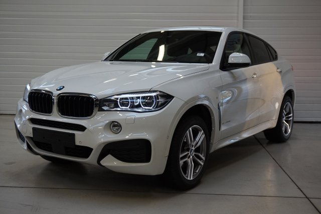 bmw x6 f16 occasion brest xdrive30d 258 ch m sport a alpinweiss finist re bretagne. Black Bedroom Furniture Sets. Home Design Ideas