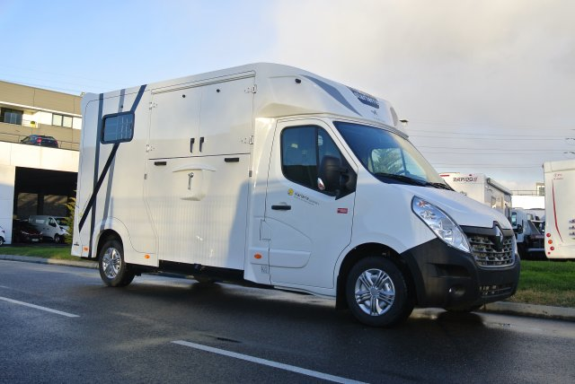 photo CAMION CHEVAUX Aml select luxe grande sellerie