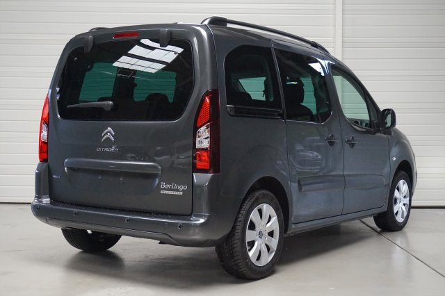 citroen berlingo multispace neuf brest puretech 110 s s shine gris acier finist re bretagne. Black Bedroom Furniture Sets. Home Design Ideas
