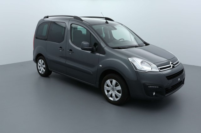 citroen berlingo multispace occasion brest bluehdi 120 s s shine gris shark finist re bretagne. Black Bedroom Furniture Sets. Home Design Ideas