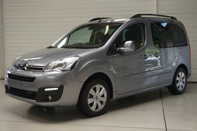 citroen berlingo multispace neuf brest bluehdi 120 s s shine gris acier finist re bretagne. Black Bedroom Furniture Sets. Home Design Ideas