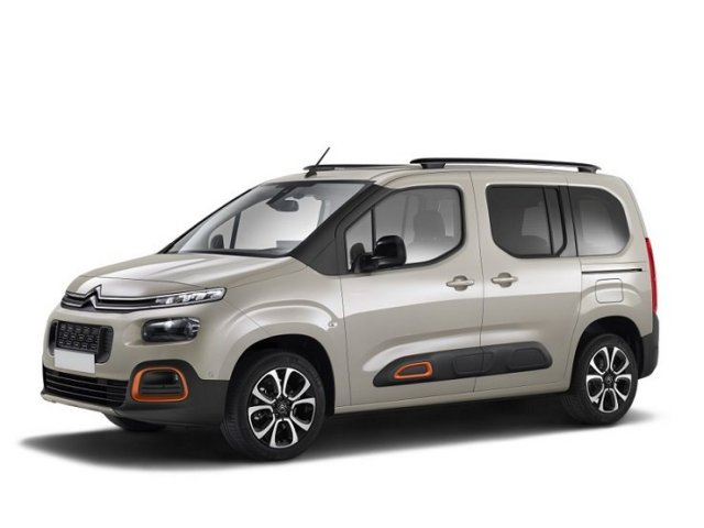 photo CITROEN BERLINGO TAILLE M PURETECH 110 S S BVM6 SHINE