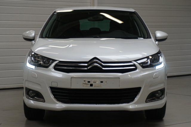citroen c4 neuf brest puretech 130 s s eat6 shine blanc nacr finist re bretagne. Black Bedroom Furniture Sets. Home Design Ideas