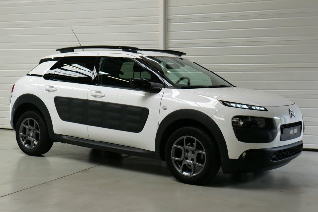 citroen c4 cactus occasion brest bluehdi 100 shine. Black Bedroom Furniture Sets. Home Design Ideas