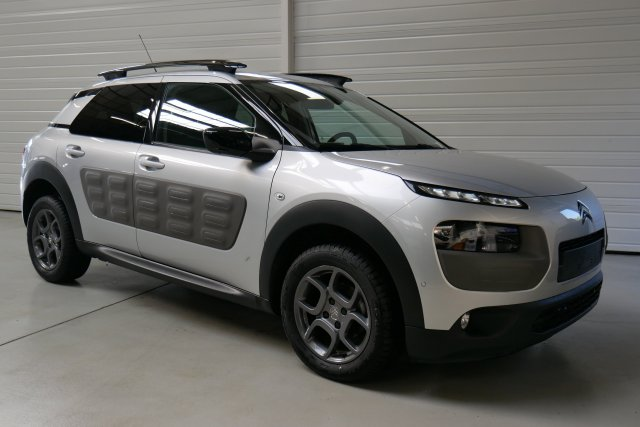 citroen c4 cactus occasion brest bluehdi 100 s s shine etg6 gris aluminium finist re bretagne. Black Bedroom Furniture Sets. Home Design Ideas
