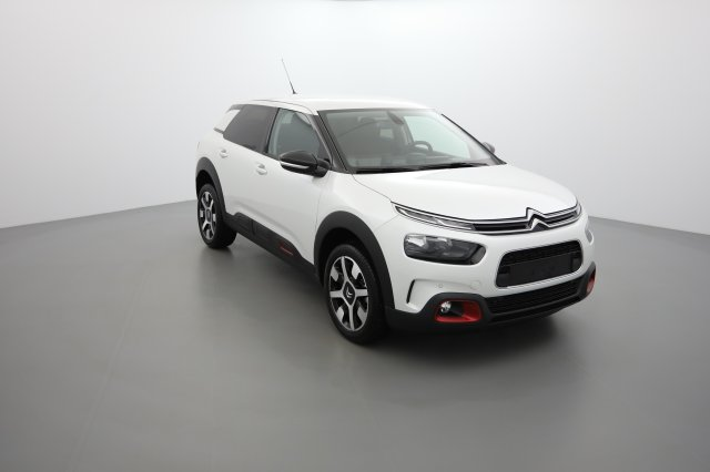 photo CITROEN C4 CACTUS PURETECH 110 S S EAT6 SHINE