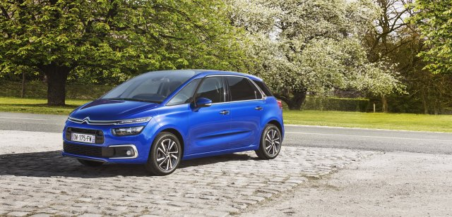 photo CITROEN C4 PICASSO BLUEHDI 120 S S LIVE