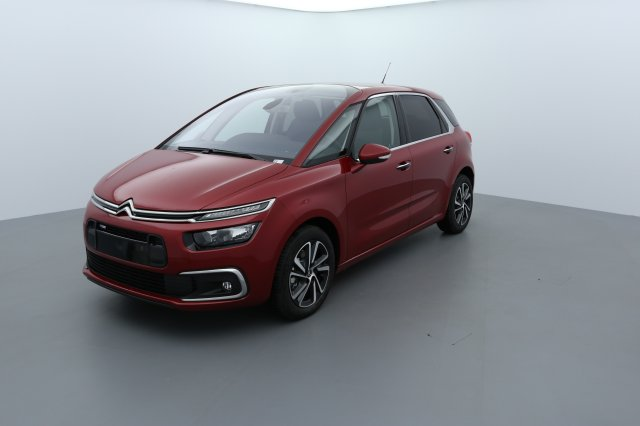 citroen c4 spacetourer neuf brest puretech 130 s s feel rouge rubi finist re bretagne. Black Bedroom Furniture Sets. Home Design Ideas