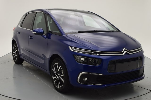 citroen c4 spacetourer neuf brest puretech 130 s s feel bleu lazuli finist re bretagne. Black Bedroom Furniture Sets. Home Design Ideas