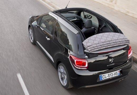 citro n ds3 cabriolet thp 155 sport chic d 39 occasion vendu. Black Bedroom Furniture Sets. Home Design Ideas