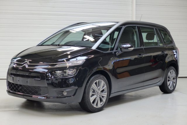 citroen grand c4 picasso neuf brest bluehdi 150 s s intensive noir onyx finist re bretagne. Black Bedroom Furniture Sets. Home Design Ideas