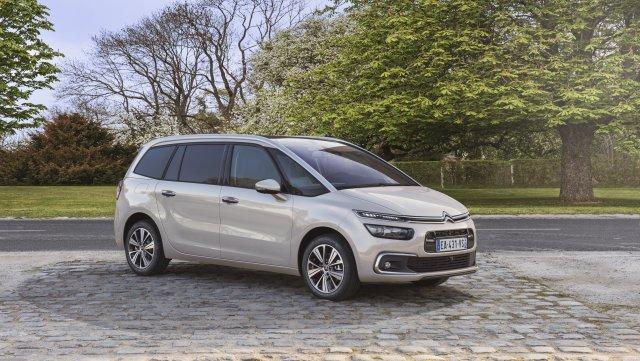 photo CITROEN GRAND C4 PICASSO BLUEHDI 120 S S EAT6 FEEL