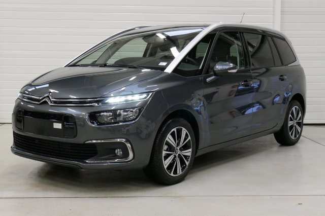 citroen grand c4 picasso nouveau neuf brest bluehdi 120 s s eat6 shine sable finist re bretagne. Black Bedroom Furniture Sets. Home Design Ideas