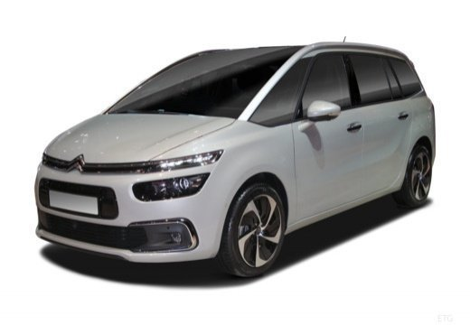 photo CITROEN GRAND C4 PICASSO BlueHDi 120 S S Feel