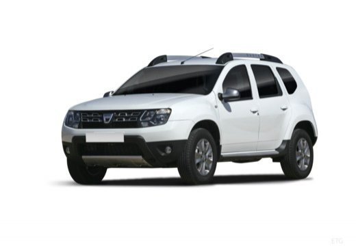 photo DACIA DUSTER DCI 110 4X2 BLACK TOUCH 2017