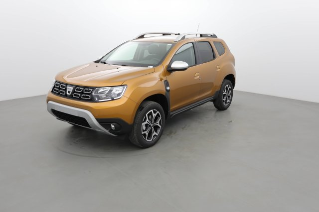 Photo véhicule 1 DACIA Duster Blue dCi 115 4x2 Prestige