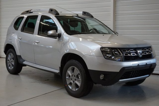 dacia duster neuf brest dci 110 4x4 prestige edition gris platine finist re bretagne. Black Bedroom Furniture Sets. Home Design Ideas