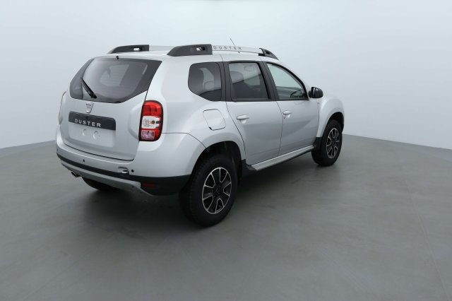 annonce DACIA DUSTER TCE 125 4X2 BLACK TOUCH 2017 neuf Brest Bretagne