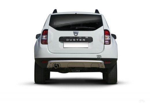 annonce DACIA DUSTER TCe 125 4x2 Black Touch neuf Brest Bretagne