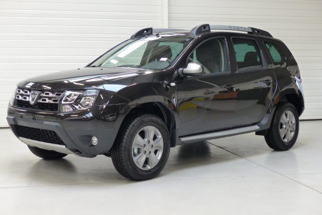 dacia duster nouveau neuf brest 1 5 dci 110 4x2 prestige gris platine finist re bretagne. Black Bedroom Furniture Sets. Home Design Ideas