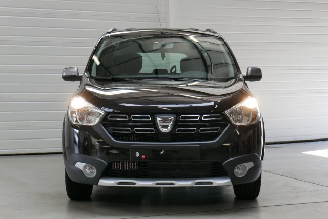 dacia lodgy neuf brest dci 110 7 places stepway 2017 noir nacr finist re bretagne. Black Bedroom Furniture Sets. Home Design Ideas