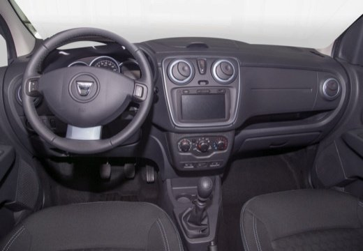 annonce DACIA LODGY dCI 110 7 places Stepway neuf Brest Bretagne