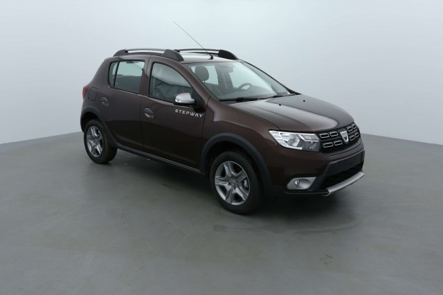 photo DACIA SANDERO DCI 90 STEPWAY