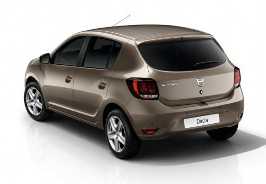 photo DACIA SANDERO dCi 90 Laureate