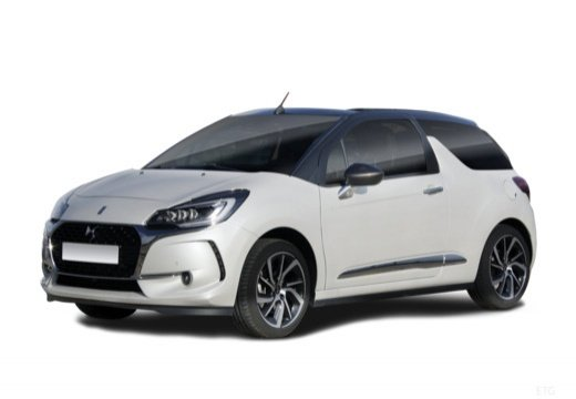 photo CITROëN Ds3 cabriolet