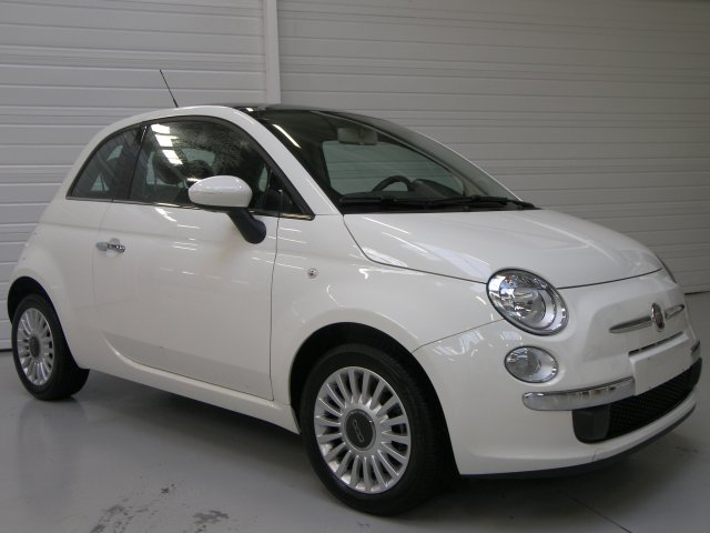 Fiat 500 1.2 8V 69 ch S S Lounge d'occasion (60215)