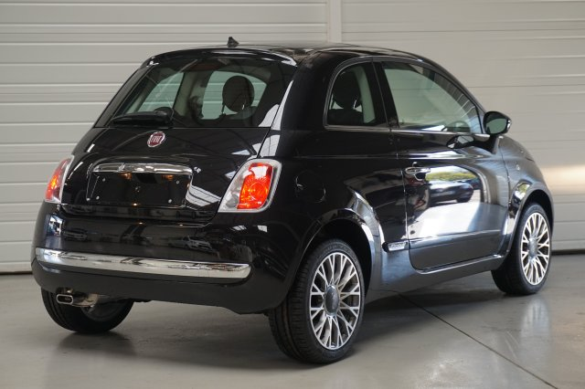 fiat 500 neuf brest 1 2 8v 69 ch lounge crossover black finist re bretagne. Black Bedroom Furniture Sets. Home Design Ideas