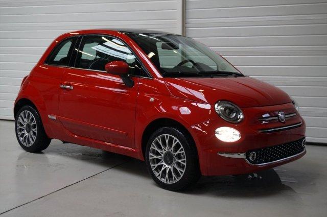 photo FIAT 500 my17
