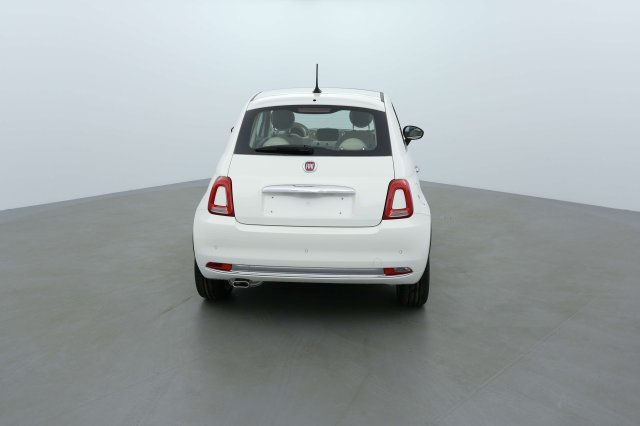 fiat 500 neuf brest 1 2 69 ch lounge bossa nova white finist re bretagne. Black Bedroom Furniture Sets. Home Design Ideas