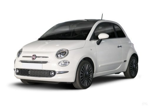 annonce FIAT 500  1.2 69 CH S S S neuf Brest Bretagne