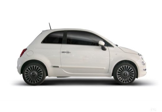 fiat 500 neuf brest 1 2 69 ch lounge crossover black finist re bretagne. Black Bedroom Furniture Sets. Home Design Ideas